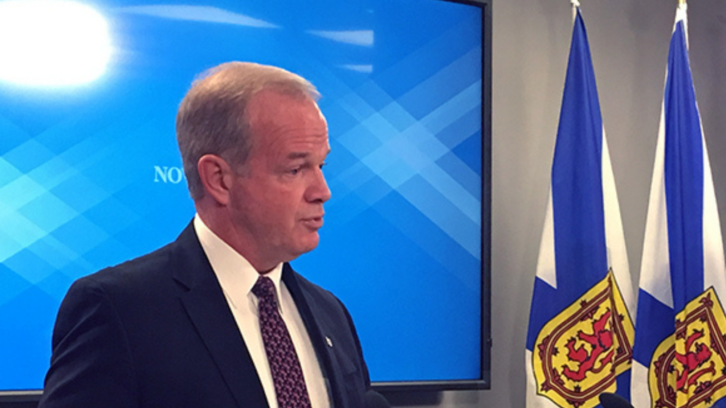 Mark Furey, Nova Scotia's Minister of Justice.
