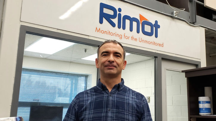 Rimot Inc's channel sales manager Akin Guler says going digital is critical for the company.