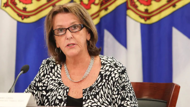 Karen Casey, deputy premier of Nova Scotia and minister of finance, announces Thursday she will not seek re-election.