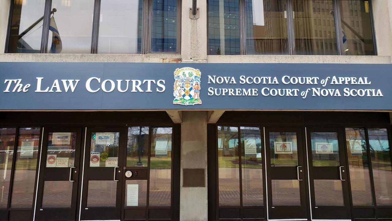 Former members of an outlaw motorcycle club appealed their conviction for extortion at the N.S. Court of appeal on Tuesday.