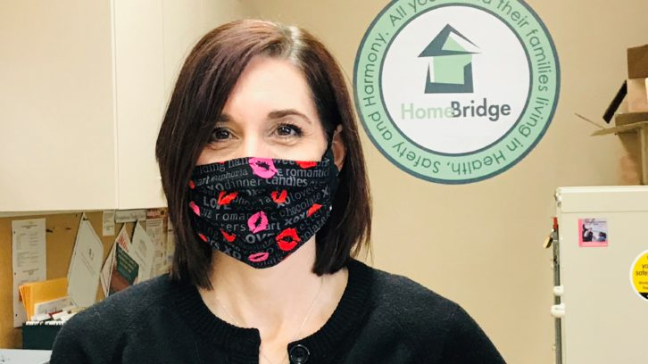 Renee Stevens is the communications and development manager at HomeBridge Youth Society.