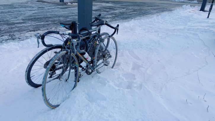 Halifax Winter Bike Week aims to promote cycling as a safe and enjoyable means of transportation during the winter months.