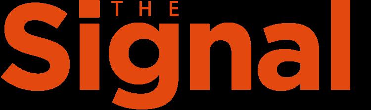 Signal logo color